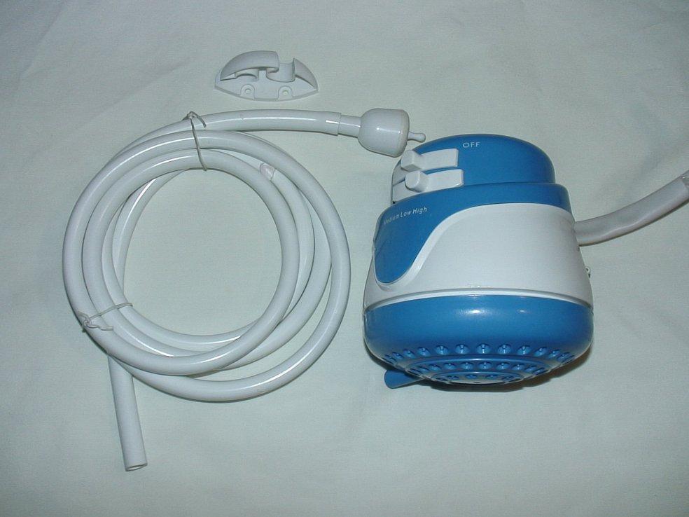 Electric Shower Head : New version of electric shower head arizona phoenix