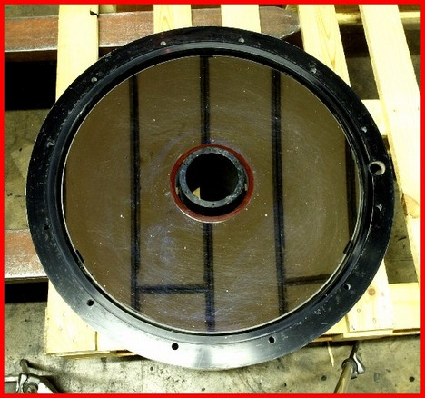 Telescope mirror 20 inch thickness 3 inches cassegrain for Miroir cassegrain