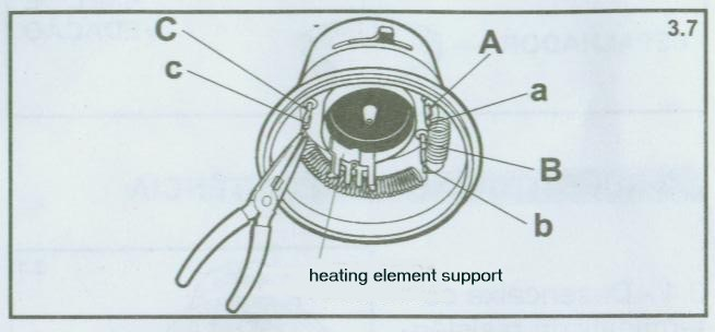 Inline Heating Element : Replacing electric showerhead inline water heater heating
